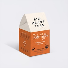 Big Heart Tea Co. Fake Coffee Tea Bags Box of 10