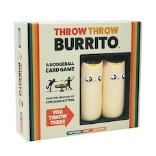 Throw Throw Burrito Dodgeball Card Game (Indigo Exclusive)