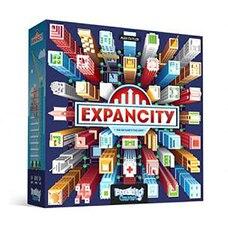 Jeu de plateau - Breaking Games® Expancity 3D City Building Strategy Game (anglais)