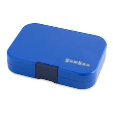 YUMBOX ORIGINAL BENTO LUNCH BOX CONTAINER, NEPTUNE BLUE