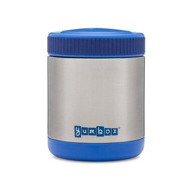Yumbox® Zuppa Insulated Food Jar Neptune Blue 414 ML