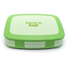 Bentgo® Kids 5-Section Bento Lunchbox Green
