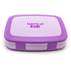 Bentgo® Kids 5-Section Bento Lunchbox Purple