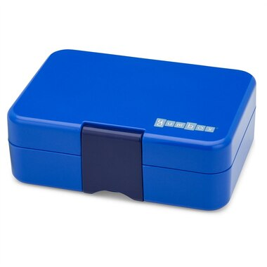 Yumbox® 3-Section MiniSnack Lunchbox Neptune Blue