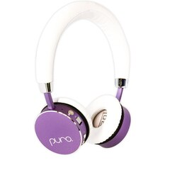 Puro Sound Labs Sound Limiting Wireless Headphones - Purple
