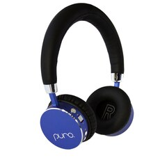 Puro Sound Labs Sound Limiting Wireless Headphones - Blue