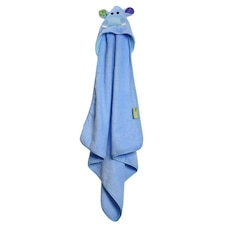 BABY TOWEL, HENRY THE HIPPO