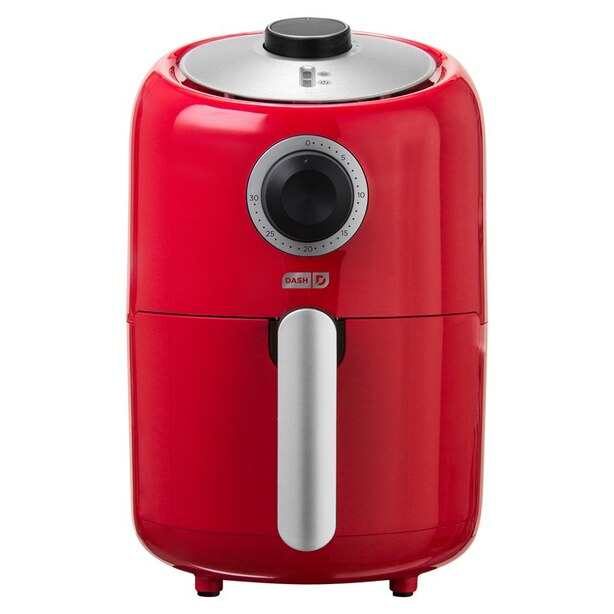 Compact Air Fryer – Red