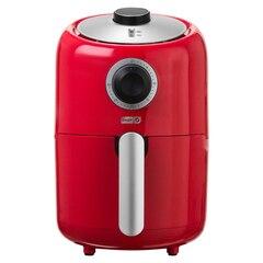 Friteuse compacte à air chaud — Rouge