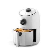 Compact Air Fryer – White