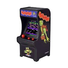 World's Smallest mini jeu d'arcade Frogger Frogger