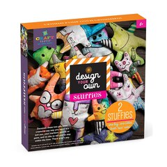 Craft-tastic Design Your Own Stuffies