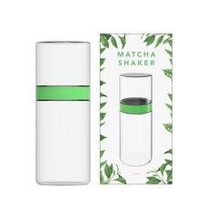Shaker pour thé matcha
