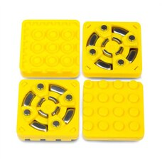 Modular Robotics Cubelets Adapter 4 Pack