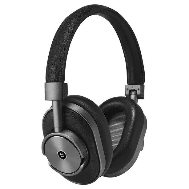 Master & Dynamic MW60 Wireless Over-Ear Headphones - Gun Metal/Black