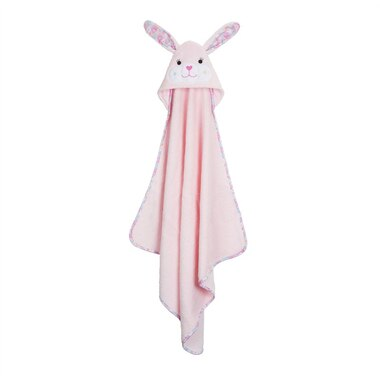 Zoocchini - Baby Towel - Beatrice the Bunny