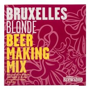 Brooklyn Brew Shop Beer Making Mix: Bruxelles Blonde