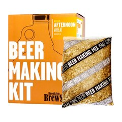 Brooklyn Brew Shop Beer Making Kit – Afternoon Wheat