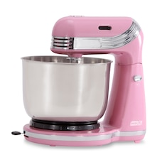 Dash Everyday Stand Mixer Pink