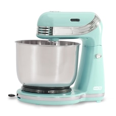 Dash Everyday Stand Mixer Aqua