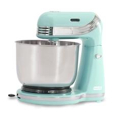 Dash Everyday Stand Mixer Aqua