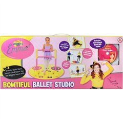 The Wiggles® Emma Bowtiful Ballet Studio with Dance DVD, Mat, Ballet Barre