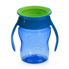 Wow Cup® Tritan™ Baby Drinking Cup Blue 7 OZ