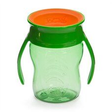 Wow Cup® Tritan™ Baby Drinking Cup Green 7 OZ