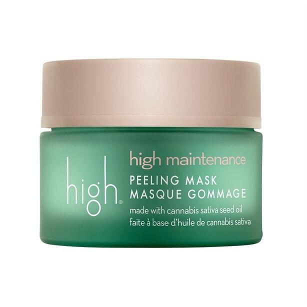 High Beauty High Maintenance Cannabis Peeling Mask