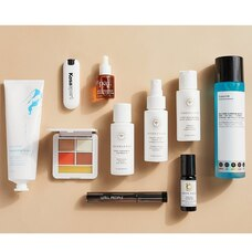 THE DETOX MARKET THE BEST OF GREEN BEAUTY GIFT SET
