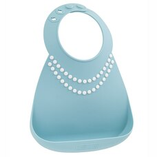 Make My Day Baby Bib Pearls