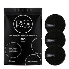 FACE HALO PRO MAKEUP REMOVER PADS SET OF 3