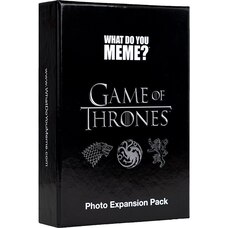 What Do You Meme Game - Game of Thrones Photo Expansion Pack (Adult Content)