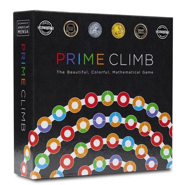 Jeu de Plateau Prime Climb (anglais)