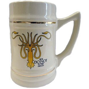 Game of Thrones Greyjoy Stein