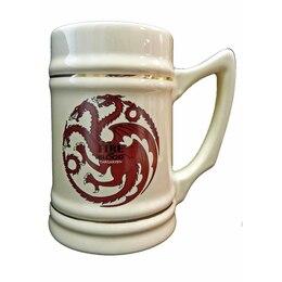 Game of Thrones: Targaryen - 24 oz. Ceramic Stein
