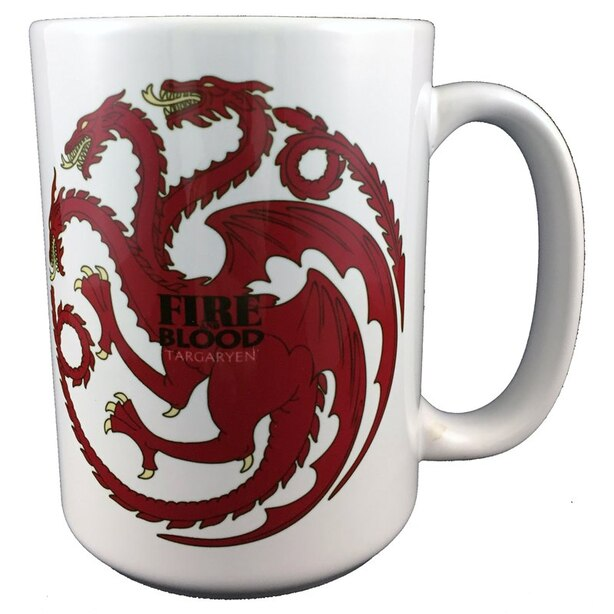 Game of Thrones: Targaryen Sigil - 15 oz. Mug