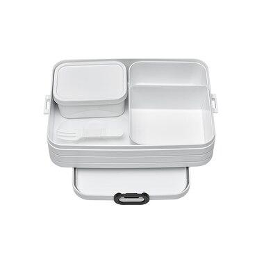 MEPAL BENTO BOX WHITE LARGE