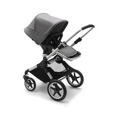 Bugaboo Fox2 Complete Stroller - Alluminum