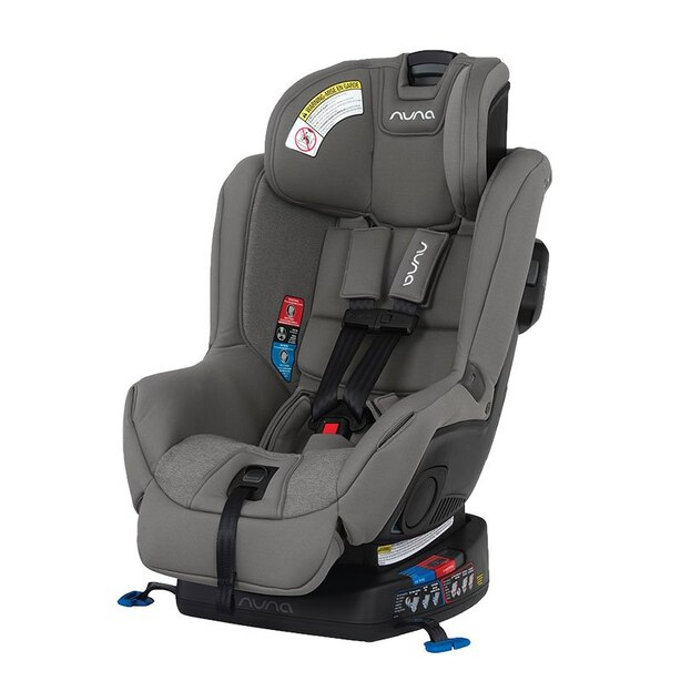 Nuna RAVA Convertible Car Seat Granite