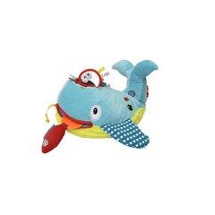 Dolce Peluche Joue et Apprends ave la Baleine