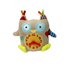 Dolce My First Clock Plush Toy