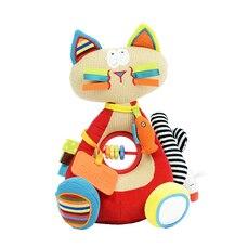 Dolce Sensory Plush Toy Siamese Cat