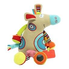 Dolce Sensory Plush Toy Cow