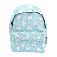 SMALL KIDS BACKPACK, BUNNY PRINT