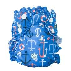 AppleCheeks Swim Diaper Anchored Size 1