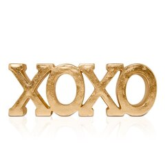 Objet Expression doré – XOXO