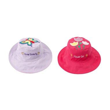 1c0e3cbec FlapJackKids® Reversible Sun Hat