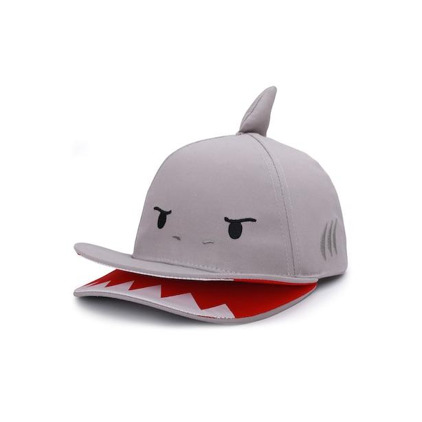 3D Baseball Cap Hat - Shark