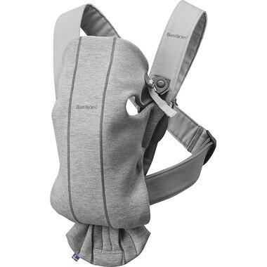 BabyBjörn® Baby Carrier Mini 3D Jersey Light Grey